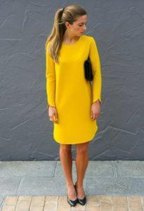 Сонник платье золотого цвета