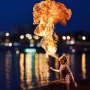 Человек-огонь