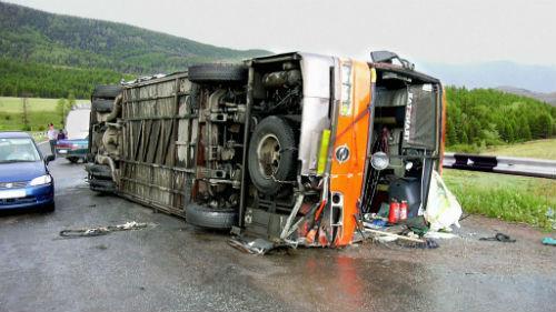 к чему снится что автобус перевернулся во сне