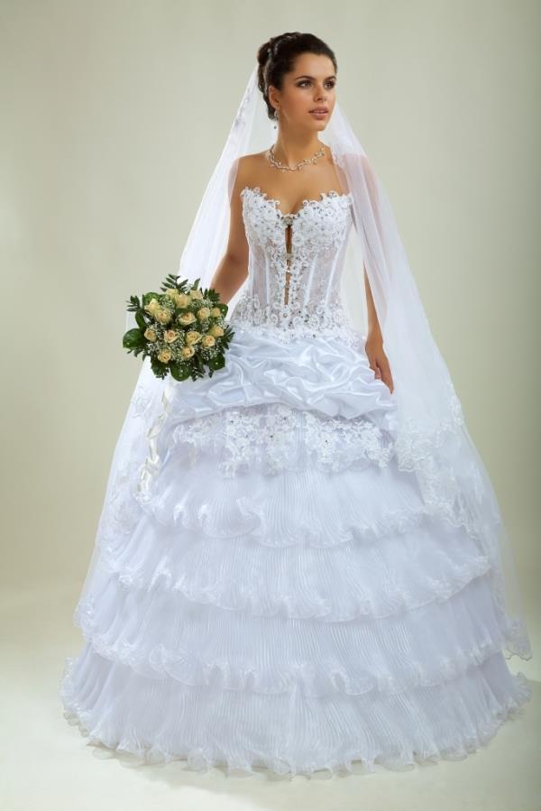 К чему сниться белое платье пышное