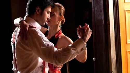 танцевать с мужчиной