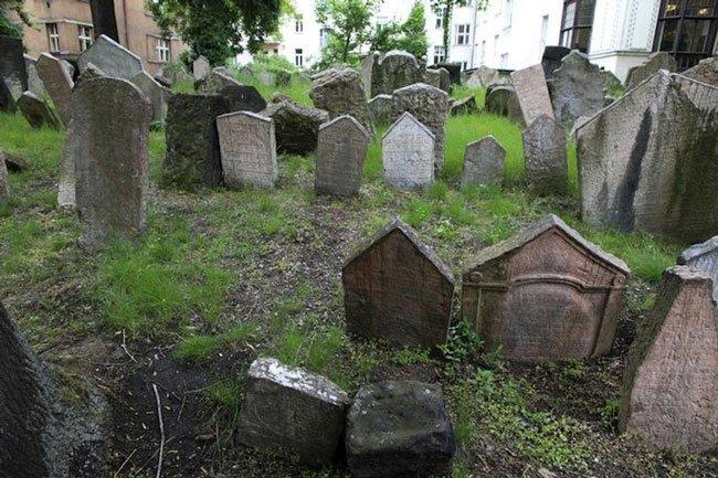 К чему снится кладбище в воде фото