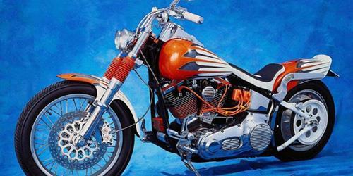 к чему снится мотоцикл