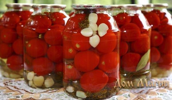 К чему снятся красные помидоры в банке фото