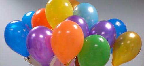 надувные шары во сне