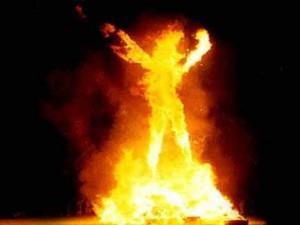 Сожжение - к проблемам со здоровьем