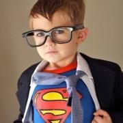 Мальчик-супермен