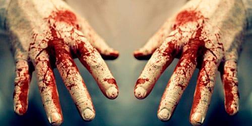 К чему снится чужая кровь из раны фото