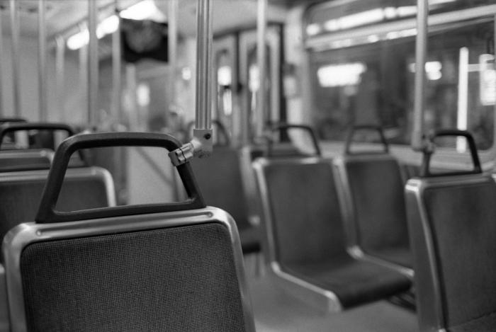 сон автобус с людьми