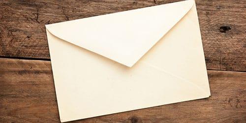 получить письмо во сне