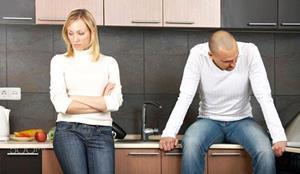 Страдания из-за поведения мужа