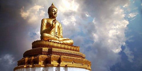 будда во сне