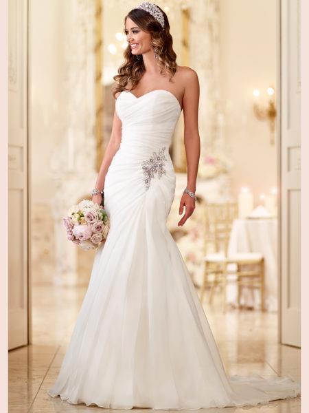 К Чему сниться белое свадебное платье с открытыми плечами?