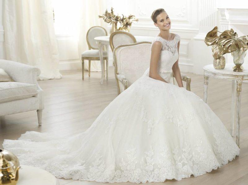 Видеть во сне белое свадебное платье