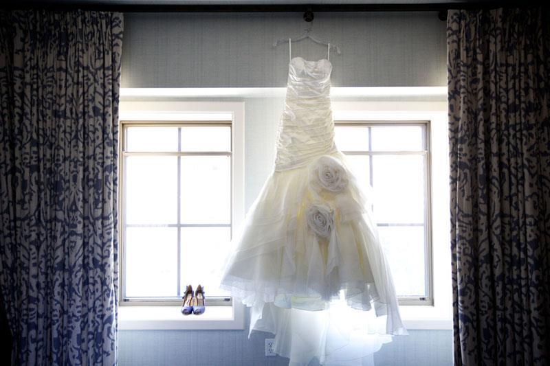Свадебное платье видеть