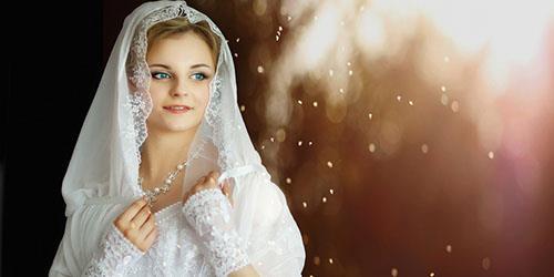 венчальное убранство