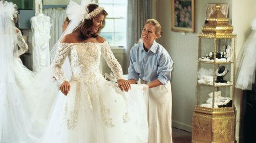 покупать свадебное платье