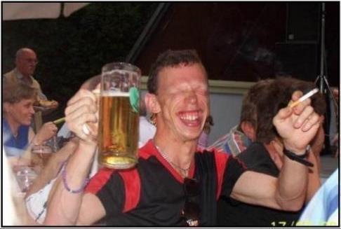 Пьяные колееги