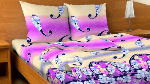 простыня цветная во сне