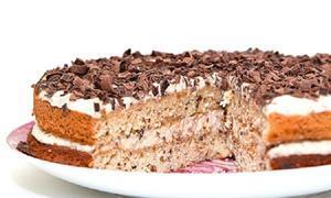 Снится торт