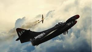 Чёрный самолёт