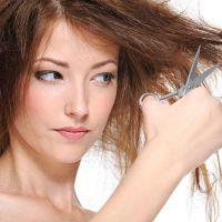 к чему снится обрезать волосы