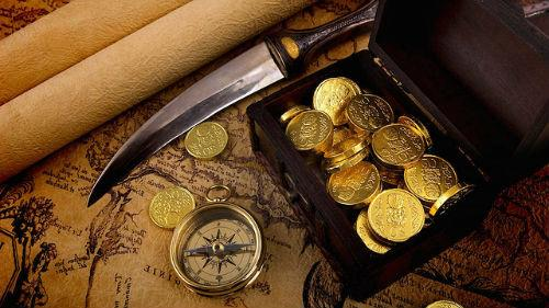 находить золото клад