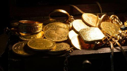 к чему снится находить золото