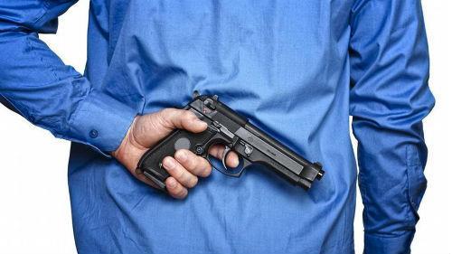 оружие в руках во сне