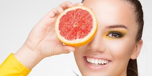 сочный фрукт