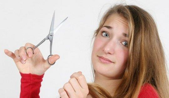 К чему снится что подруга подстриглась фото