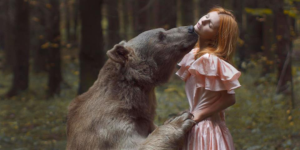 К чему снится медведь женщине замужней беременной