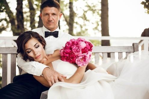 свадьба бывшего партнера