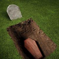 к чему снится черный гроб