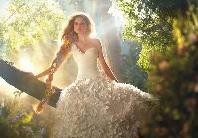 Платье наизнанку снится