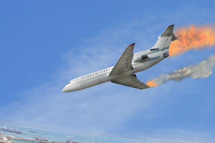 17-к чему снится падающий самолет