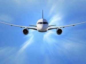Падающий самолет