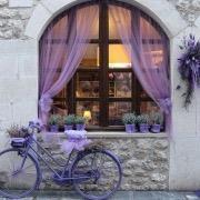 Велосипед у окна