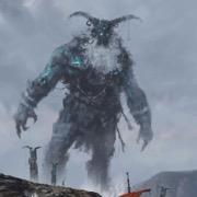 морозный великан