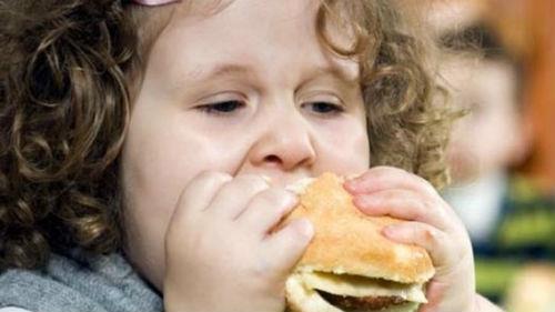 ребенок потолстел