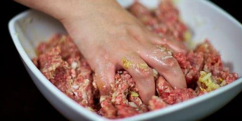 К чему снится есть сырой мясной фарш фото
