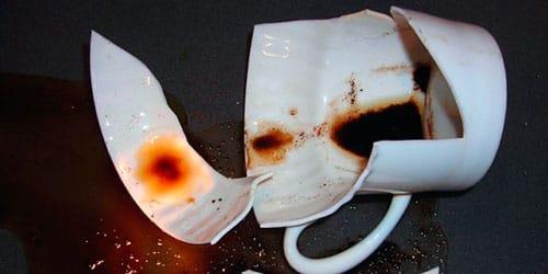 к чему снится разбитая чашка