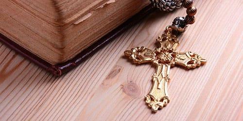 к чему снится золотой крест