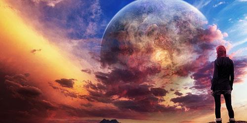 видеть во сне бескрайнее пространство