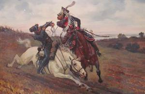 Война на лошадях