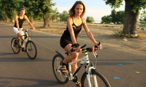 Ехать на велосипеде толкование сонника