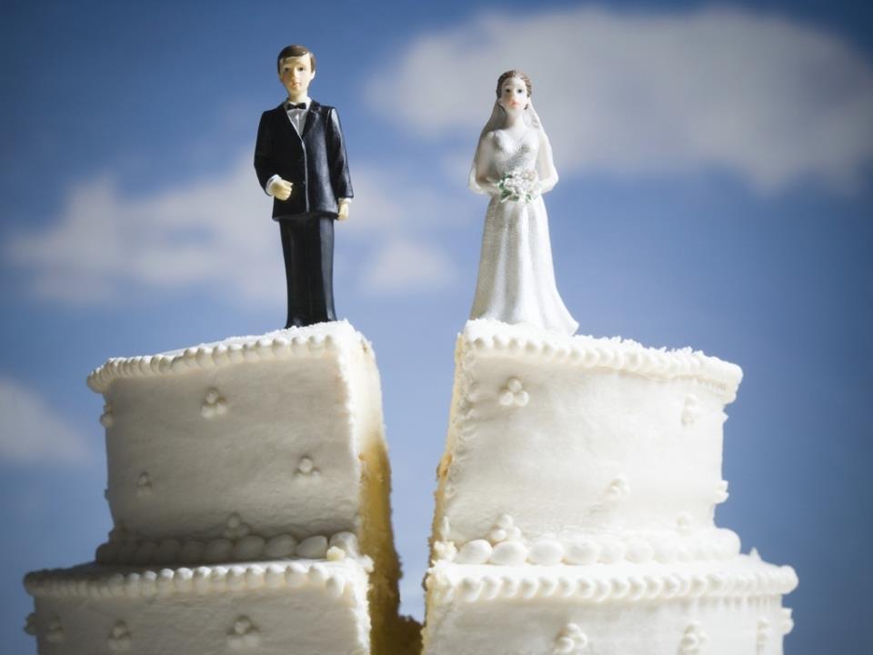 Развод?