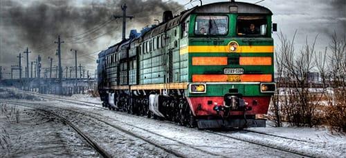 железная дорога во сне