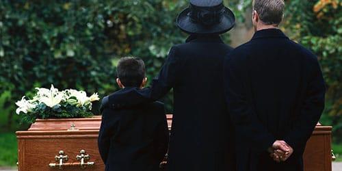 К чему снится смерть бабушки который жив