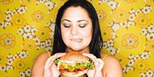 к чему снится потолстеть